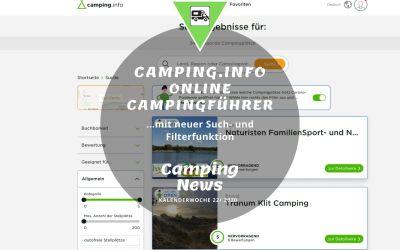 Camping News Wochenrückblick – KW22/2020