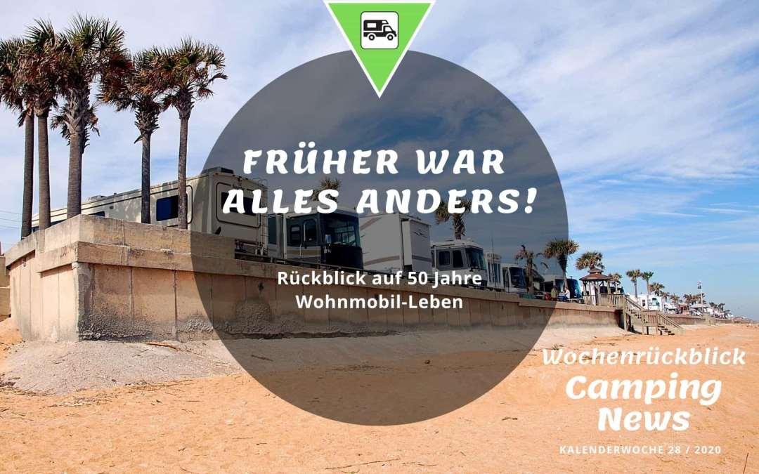 Camping News Wochenrückblick – KW28/2020