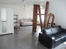 Wohnwerk41 – Apartment5 – Wohn-/Schlafbereich