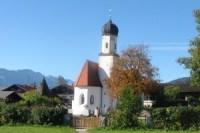 Kirche St. Jakob in Wallgau