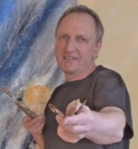 Georg Kornbichler Kunstausstellung im Parkhotel Wallgau