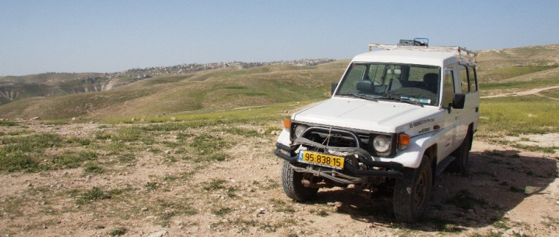 Foto Unser Jeep