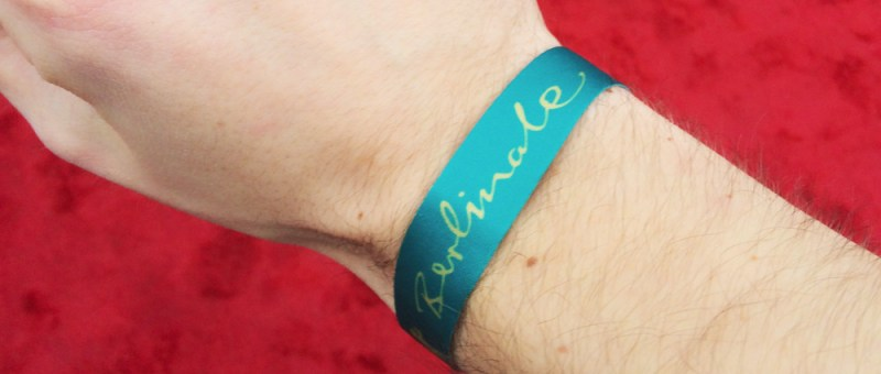 Foto Armband der 70. Berlinale