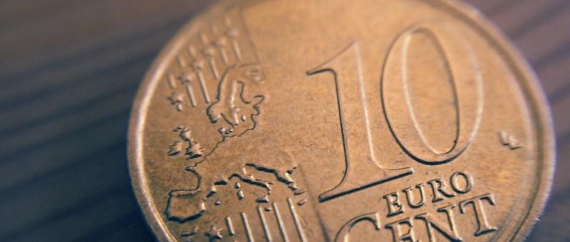 Foto Euro-Groschen