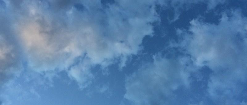 Foto Wolkendecke