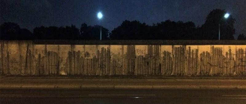 Foto Berliner Mauer