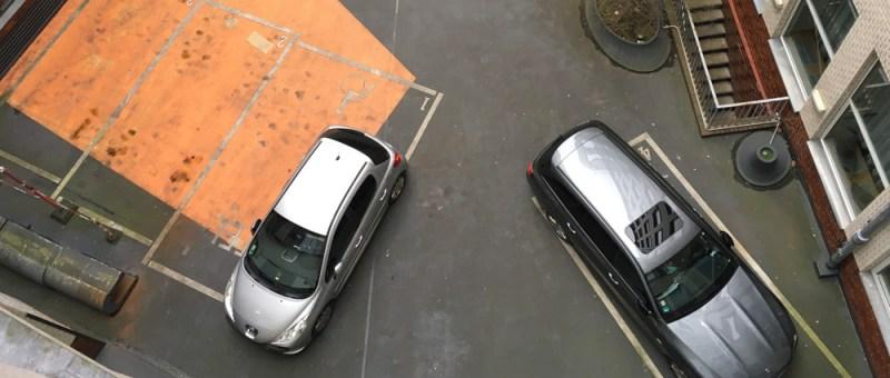Foto Parkplätze
