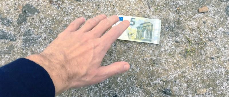 Foto Geldfund