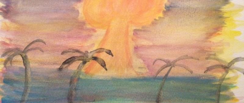 Gemälde Apokalypse