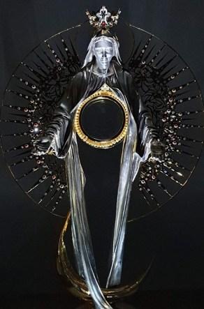 Wotum Wojowników Maryi Monstrancja Królowej Polski