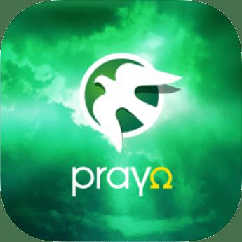 Aplikacje dla wierzących - Prayo logo