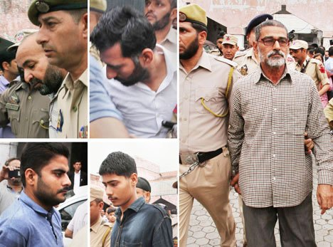 Kathua Rape and Murder Case: Crime Branch Presses Perjury Charges against the Witness