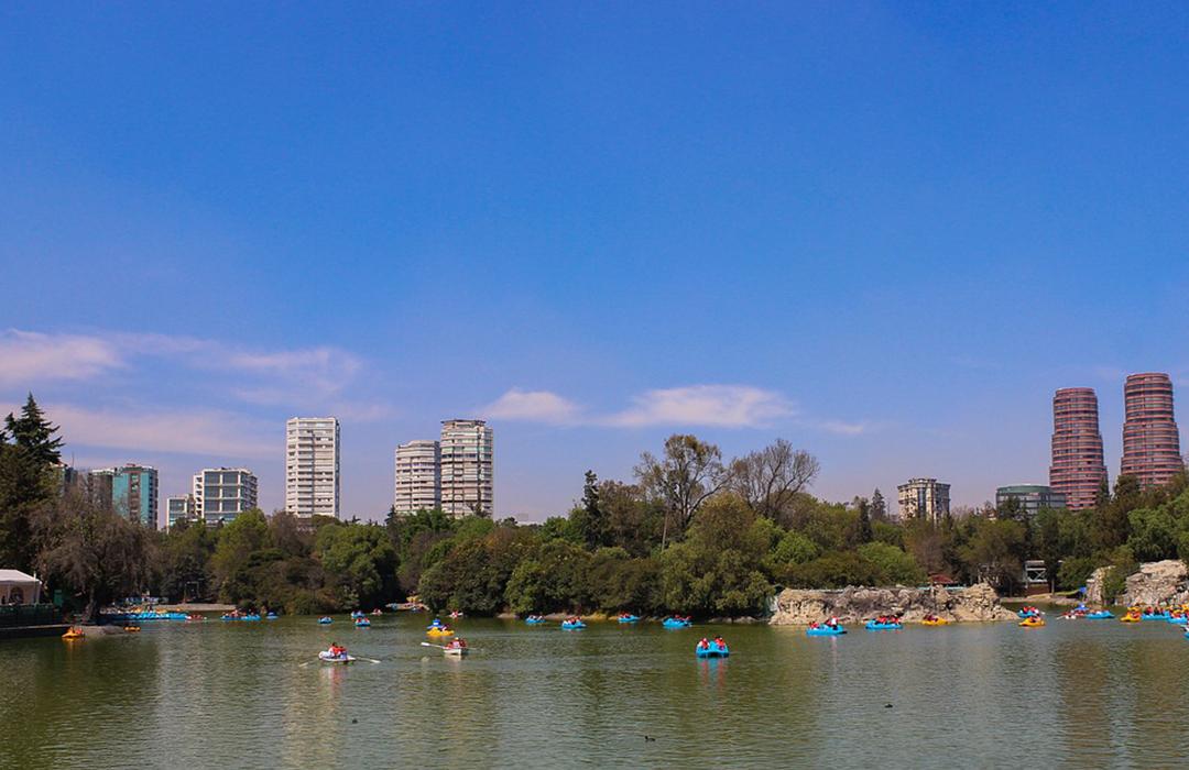 El Mejor Parque Urbano del Mundo está en México