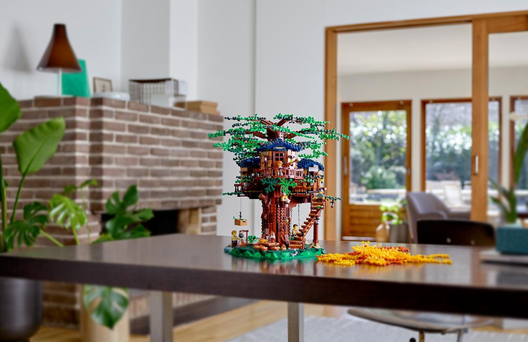 LEGO sustituye el plástico por material de caña de azúcar