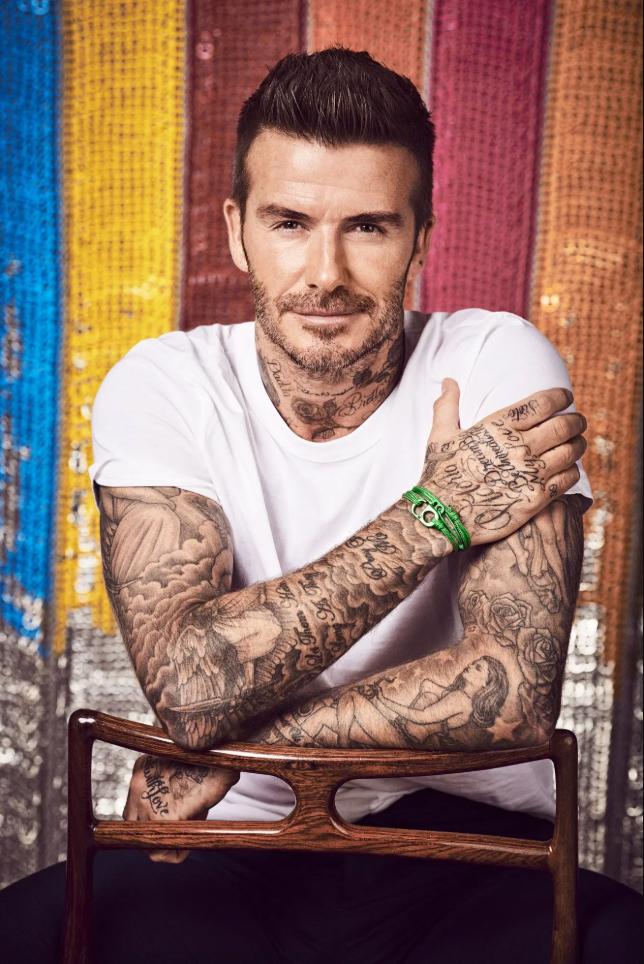 David Beckham se une a la kucha por un mundo sostenible- Wokii México