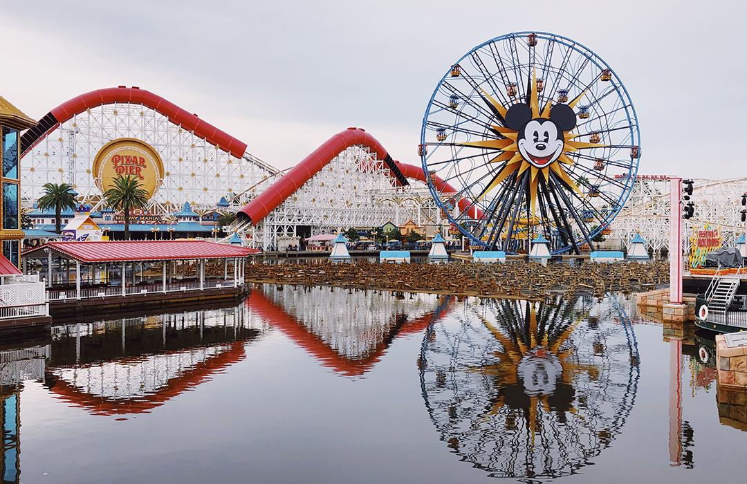 ¡Disney en pro de eliminar los popotes en sus parques!