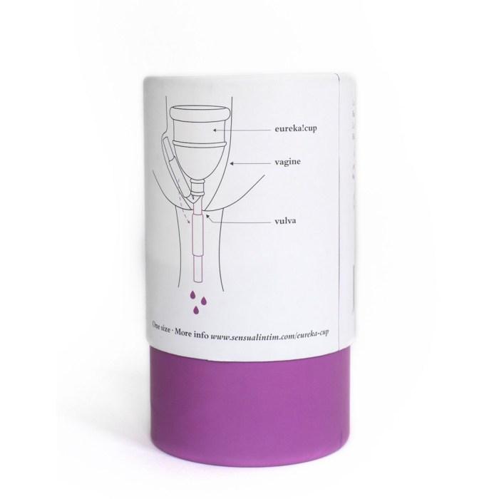 Copa menstrual Eureka en Wokii