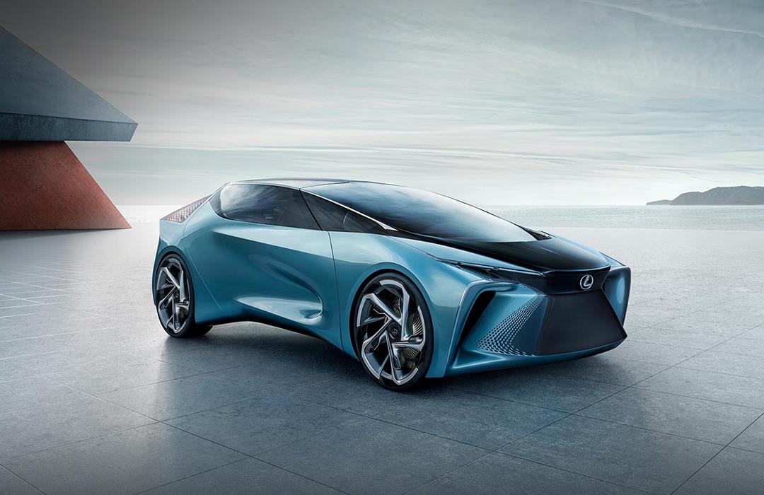 El futuro de Lexus: autónomo y totalmente eléctrico