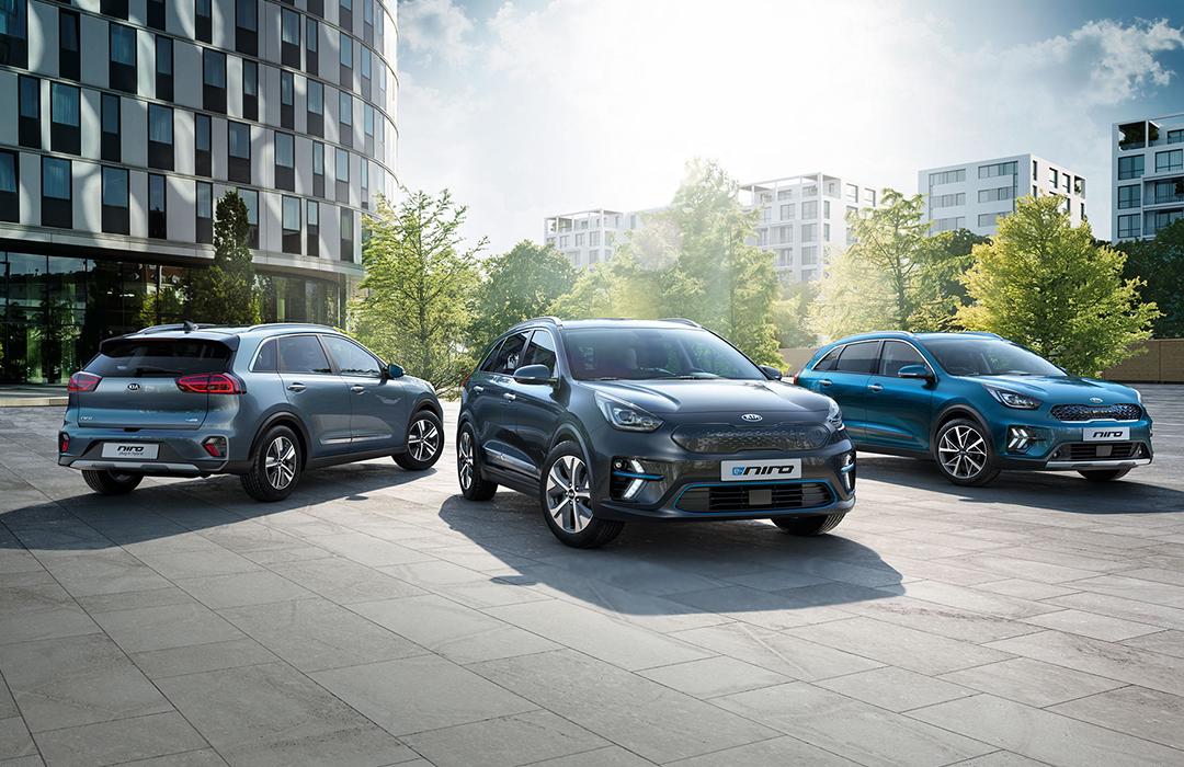 Kia anuncia enorme inversión para autos eléctricos