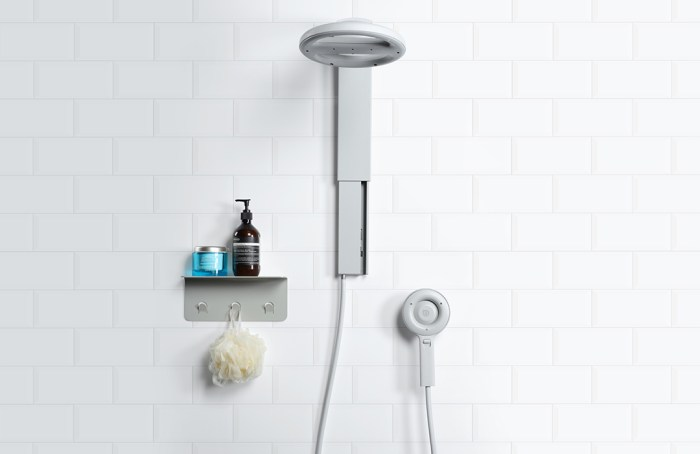 Nebia, la innovadora regadera que te ayuda a ahorrar agua