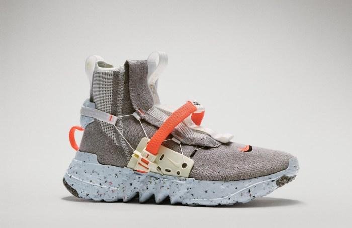Nike lanza sneakers hechos de materiales reciclados