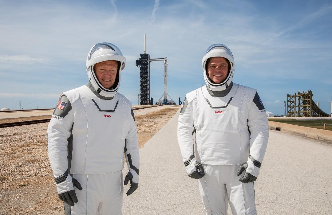 José Fernández, el mexicano que diseñó los trajes de SpaceX