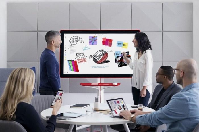 Jamboard, el pizarrón inteligente para hacer tus juntas más productivas