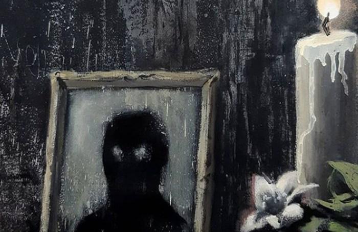 """Alguien va a tener que derribar la puerta"": el homenaje de Banksy a George Floyd"