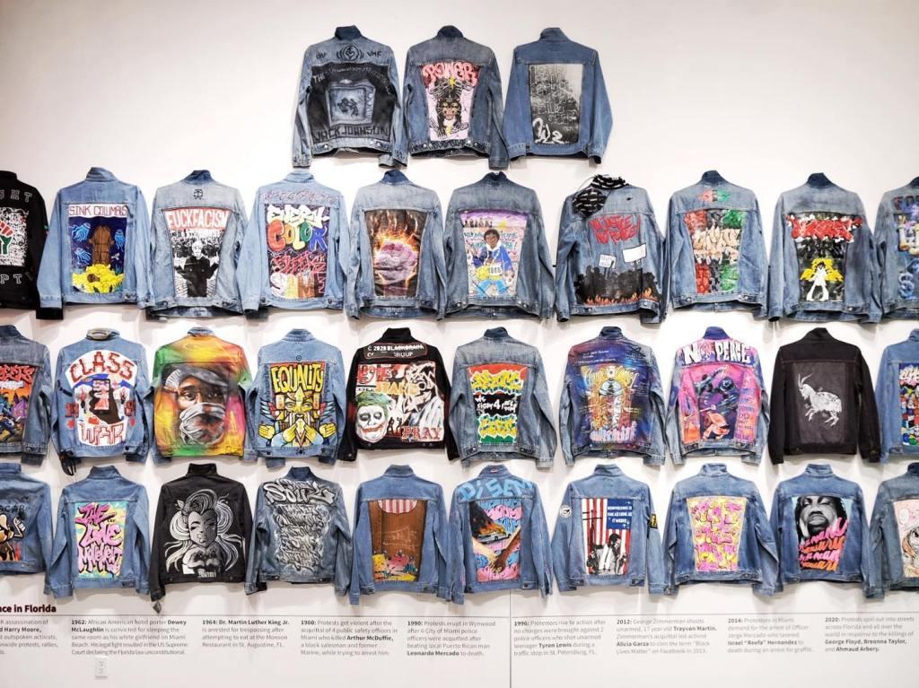 Arte, moda y protesta en la nueva exposición del Museo del Graffiti