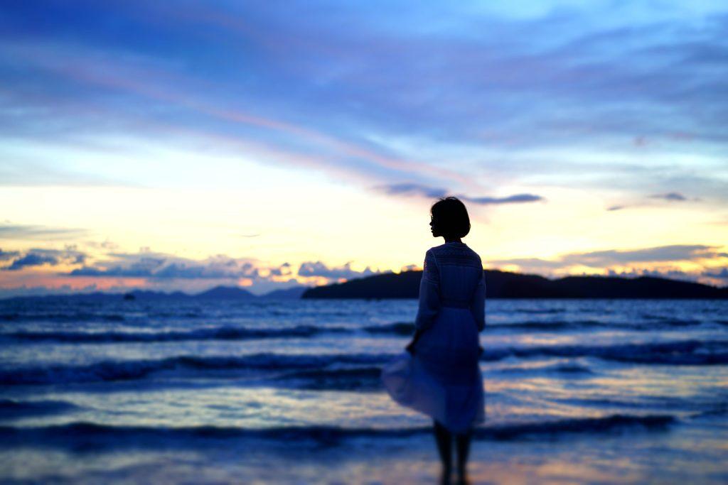¿Triste? Da un paseo por espacios azules para mejorar tu ánimo