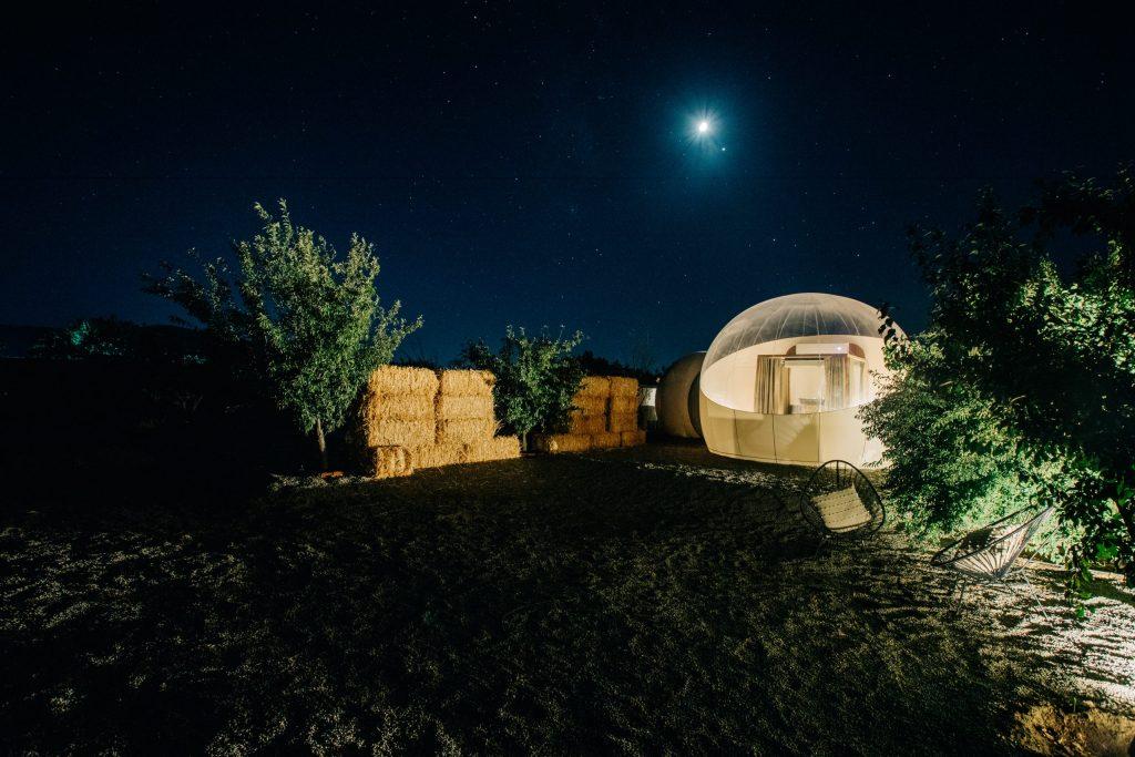 Disfruta una noche de estrellas desde estos alojamientos de Airbnb