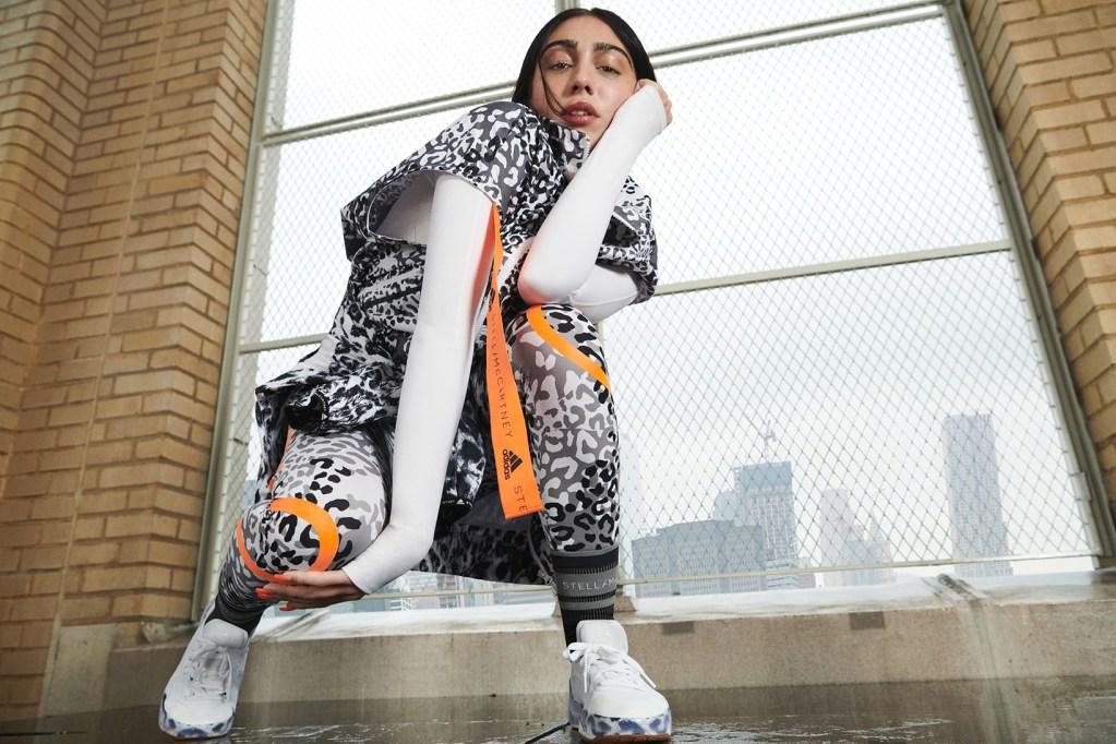 Adidas by Stella McCartney lanza colección con Lourdes León, hija de Madonna