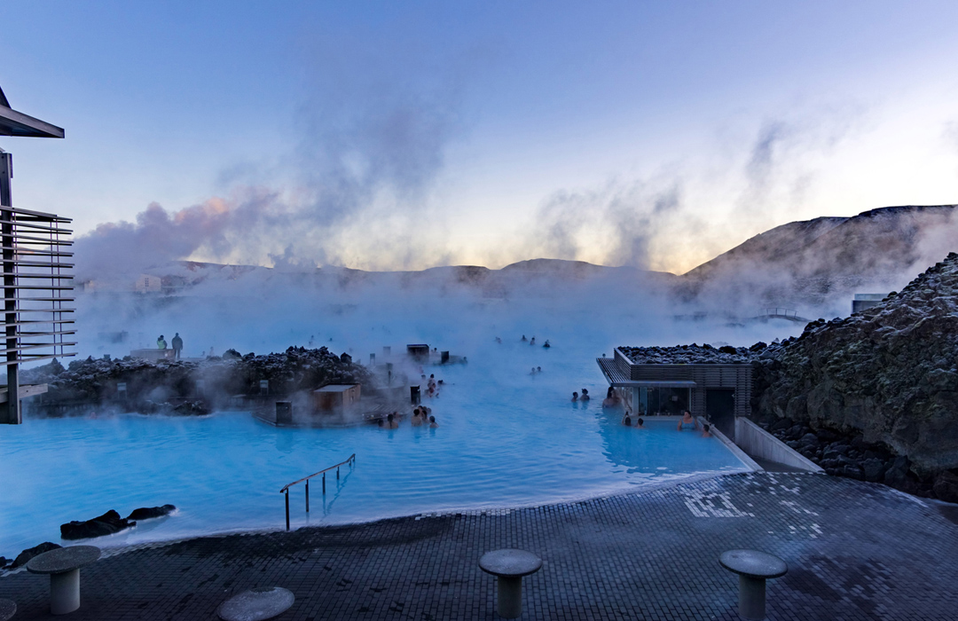 Nadar: el pasatiempo nacional de los islandeses para ser más felices