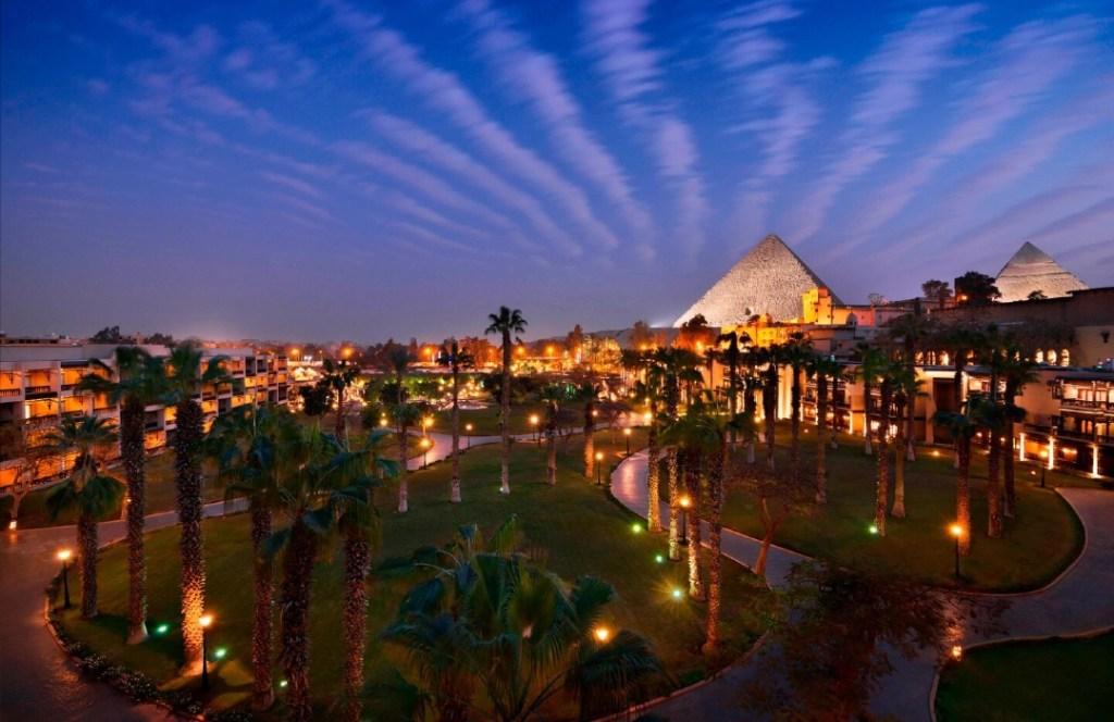 Los mejores hoteles para observar monumentos desde tu ventana