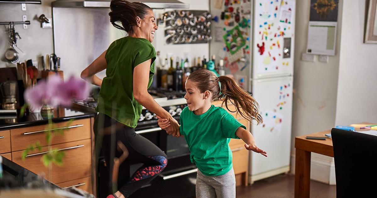 Bailar canciones de Disney en línea: la nueva manera de empoderar a las niñas