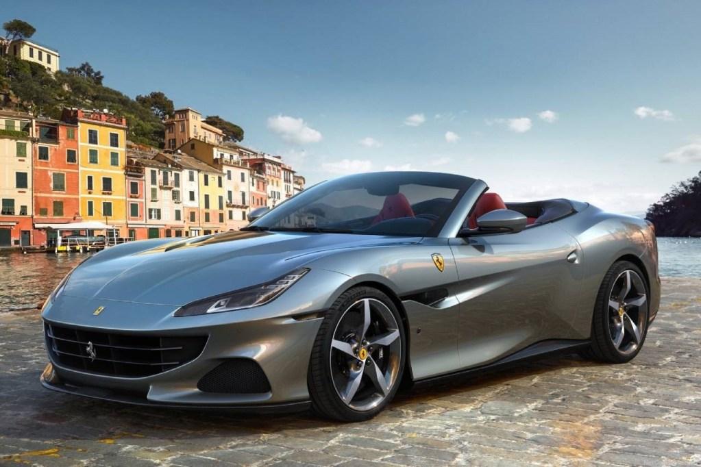 El nuevo Ferrari Portofino M nos hace soñar con todos los road-trips por venir