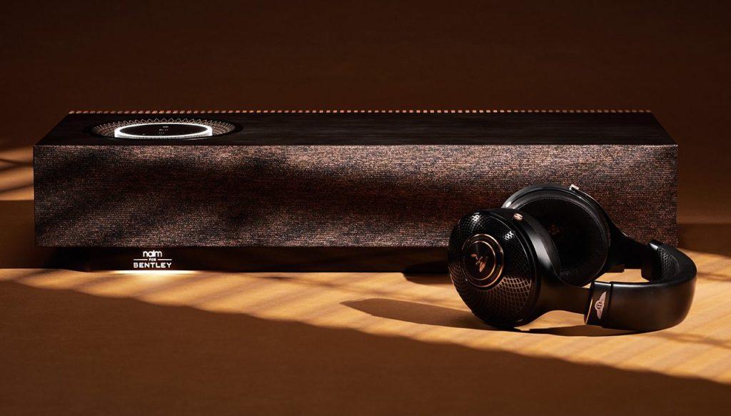 Los autos de lujo Bentley experimentan en el mundo del audio