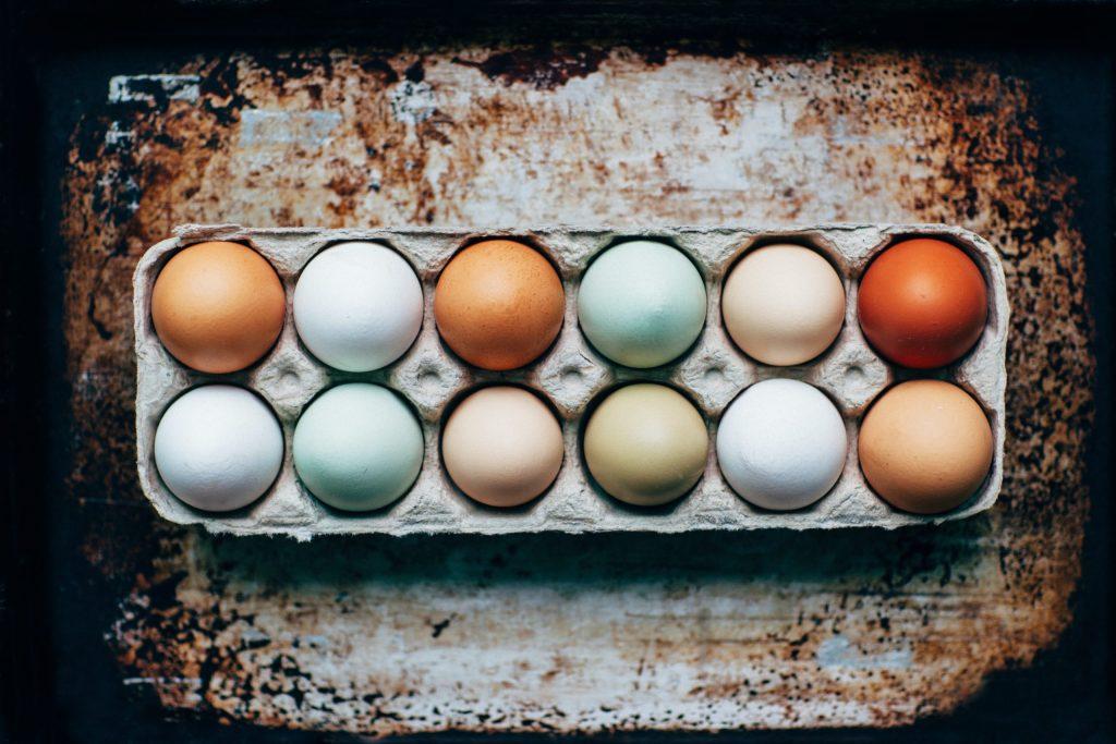 Verdades y mitos sobre los huevos orgánicos