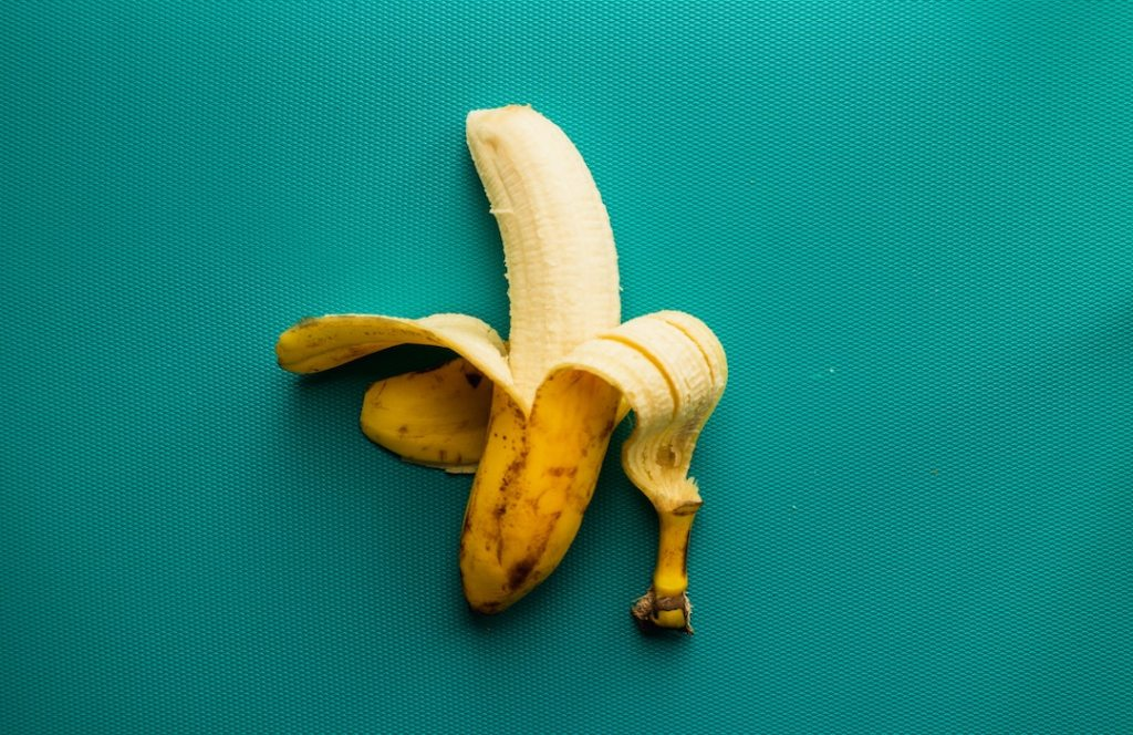 beneficios de la cáscara de plátano, banana
