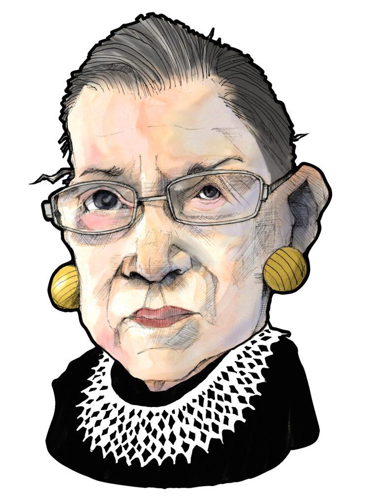 10 frases de Ruth Bader Ginsburg, la magistrada de Estados Unidos que defendió los derechos de las mujeres