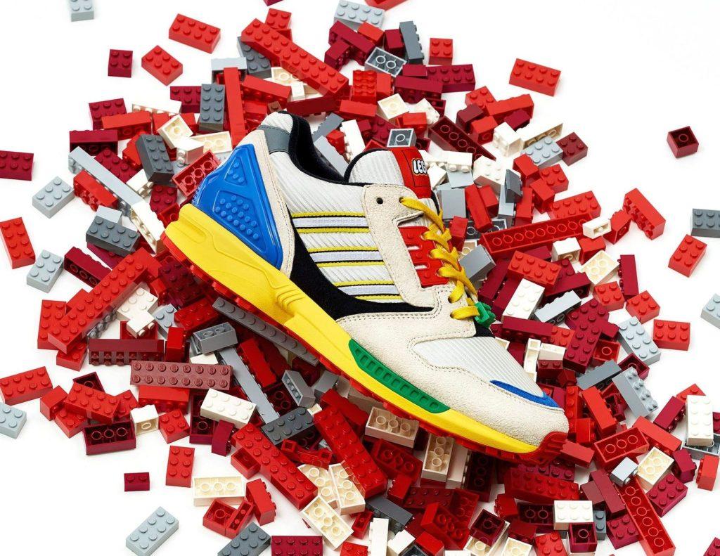 Adidas colabora con LEGO para estos increíbles tenis de edición especial