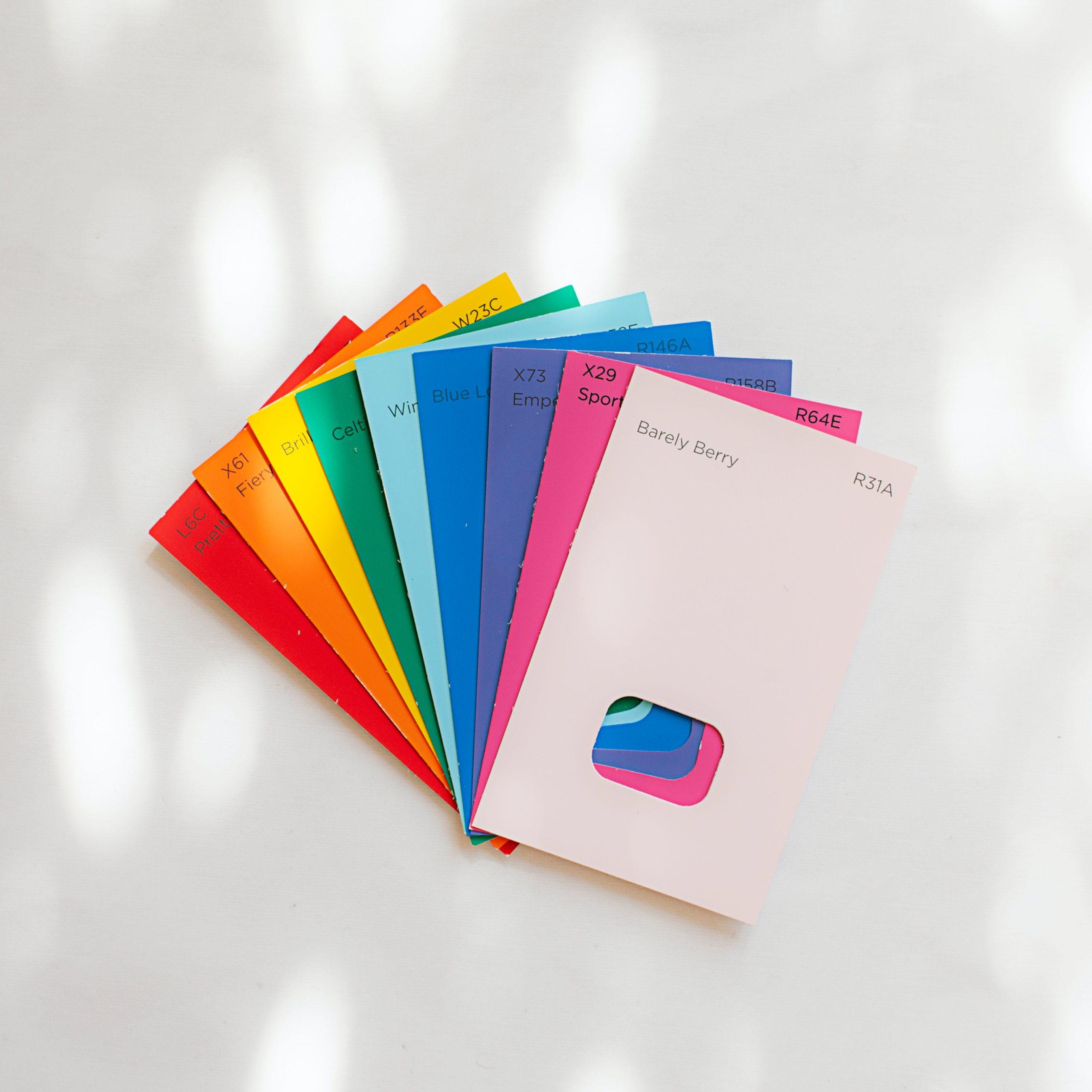 Dinos qué color amas y te diremos cómo es tu personalidad