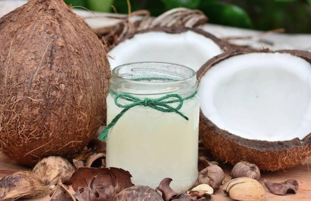 Aceite de coco destruye covid-19