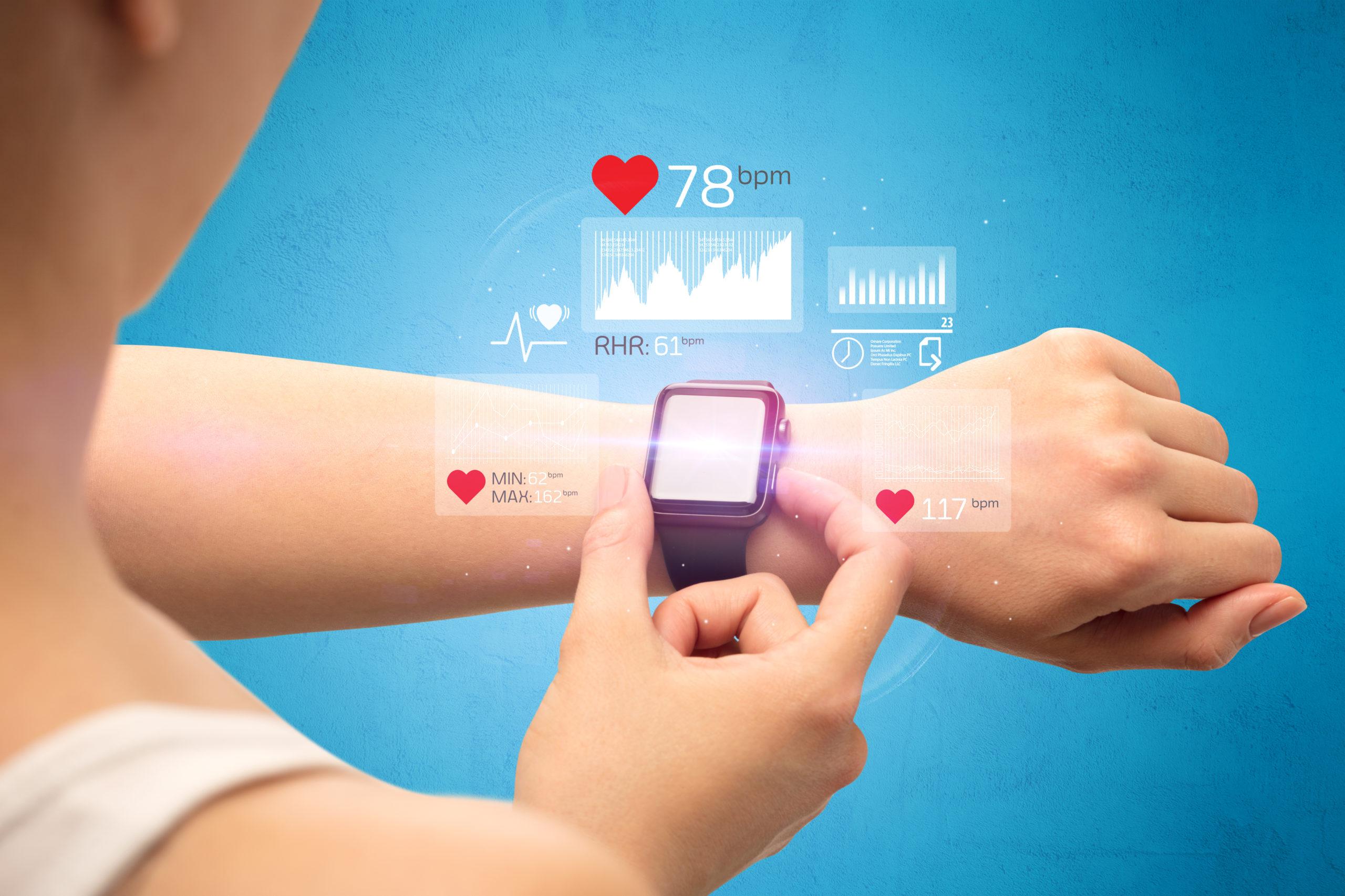 Tu smartwatch puede detectar estos cinco problemas de salud a tiempo