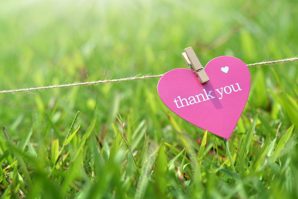 Descubre los grandes beneficios psicológicos de ser agradecido