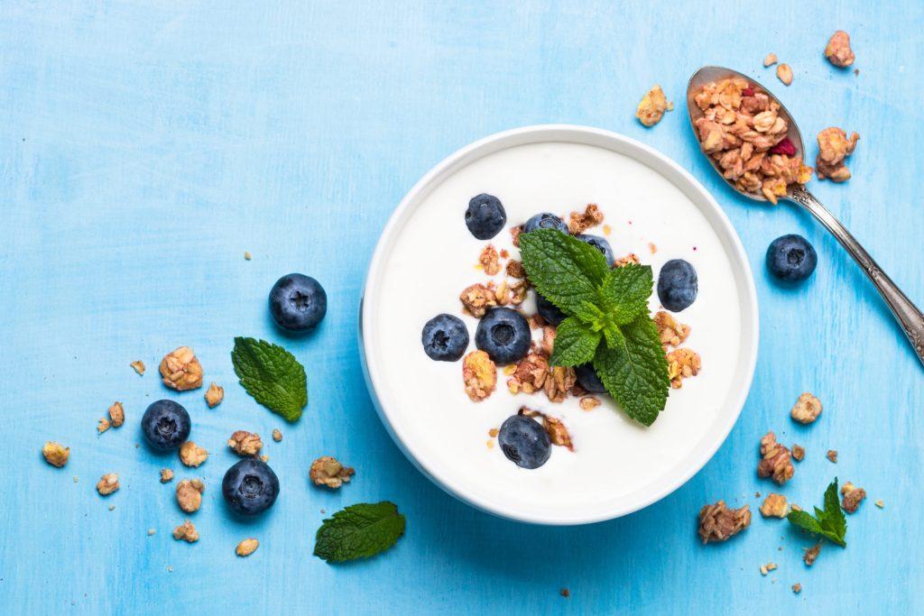 Beneficios del yogur que quizás desconocías