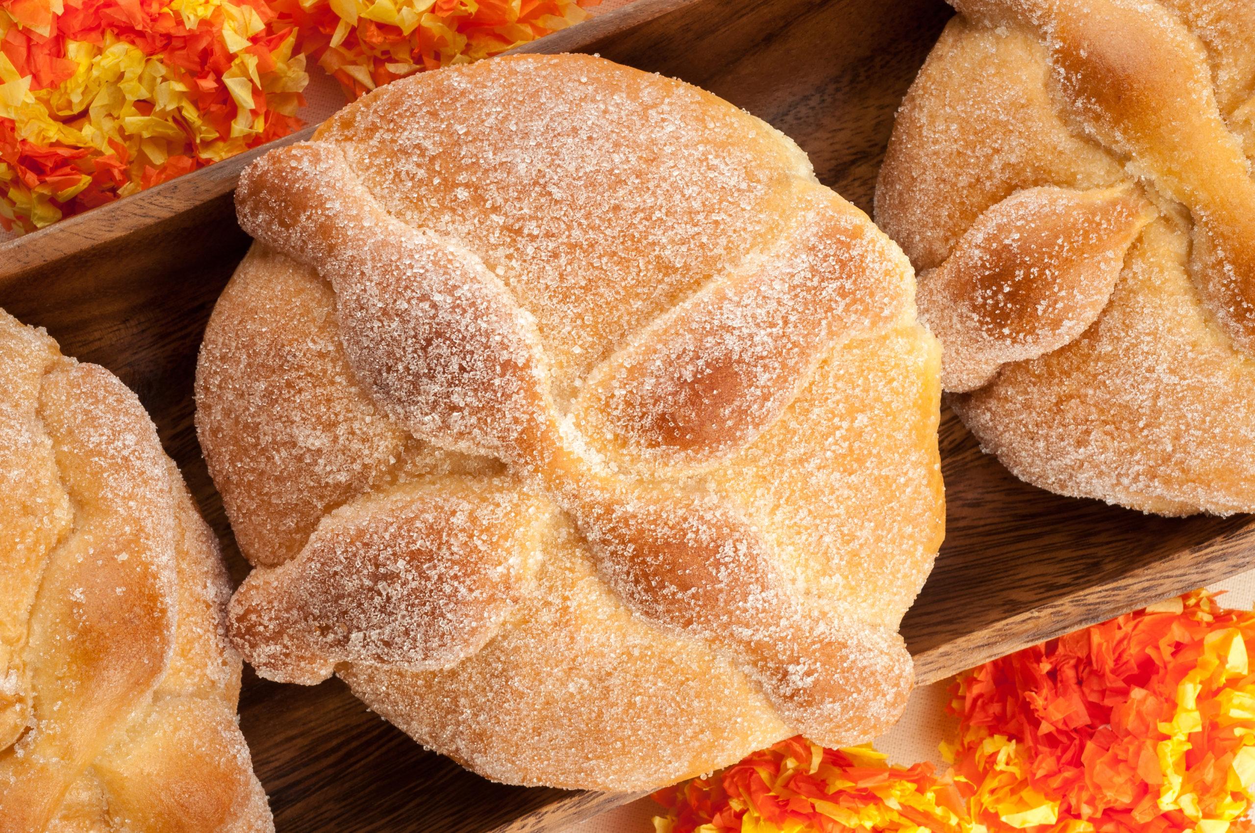 Aprende a hacer Pan de muerto vegano desde la comodidad de tu casa