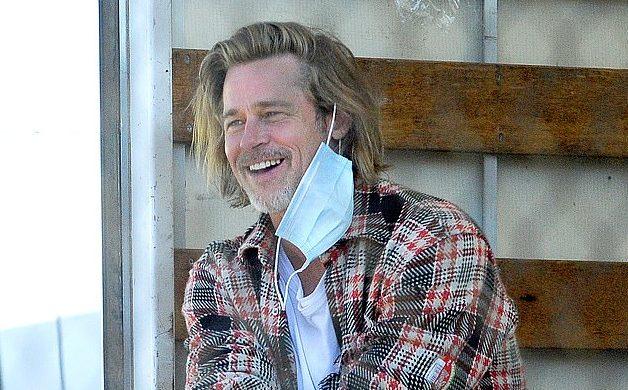 Una nueva razón para amarlo: Brad Pitt reparte  comida a personas en situación de calle desde hace ¡seis meses!