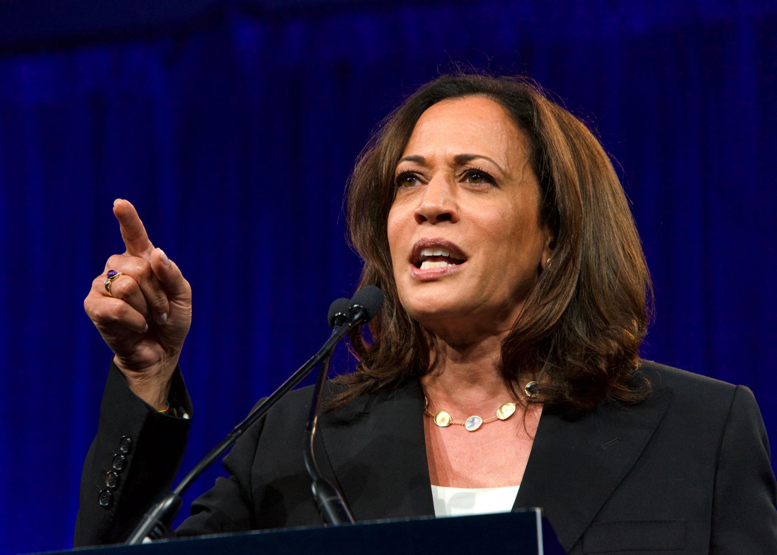 Kamala Harris: la primera vicepresidenta mujer y de color de Estados Unidos