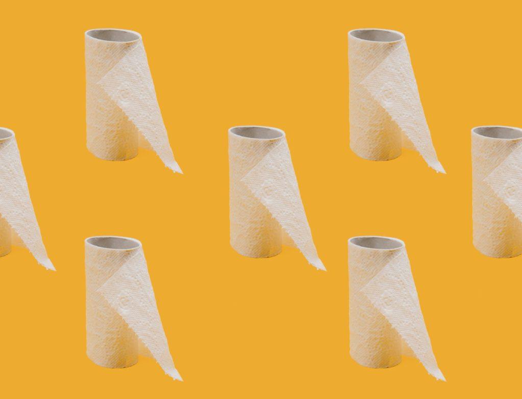 ¿Qué es más ecológico? Tirar el papel higiénico al WC o al cesto de basura